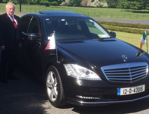 FDI into Tipperary drives domestic business for A Fennessy Chauffeur Drive