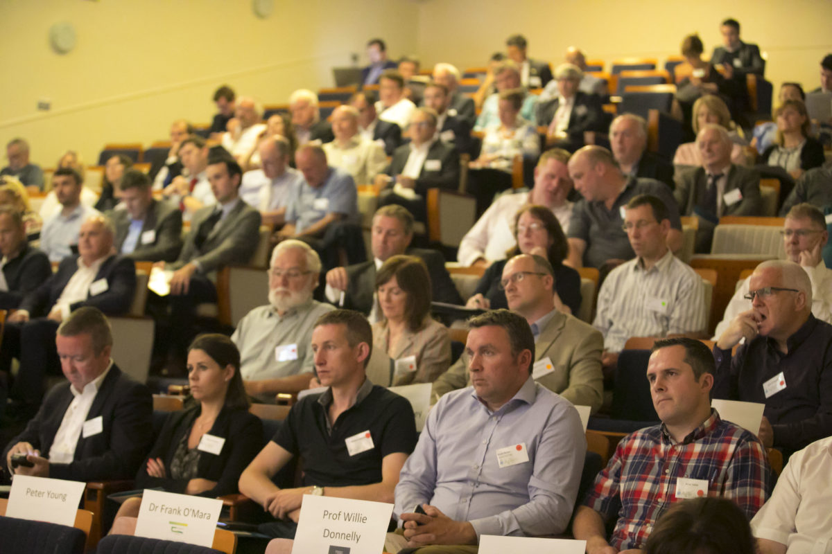 AgTech Symposium in Thurles.
