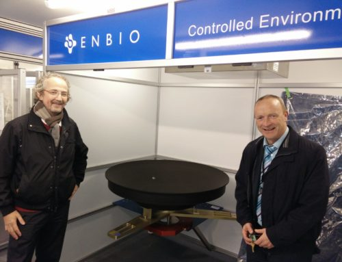 Satellite coated in Enbio unit in Clonmel