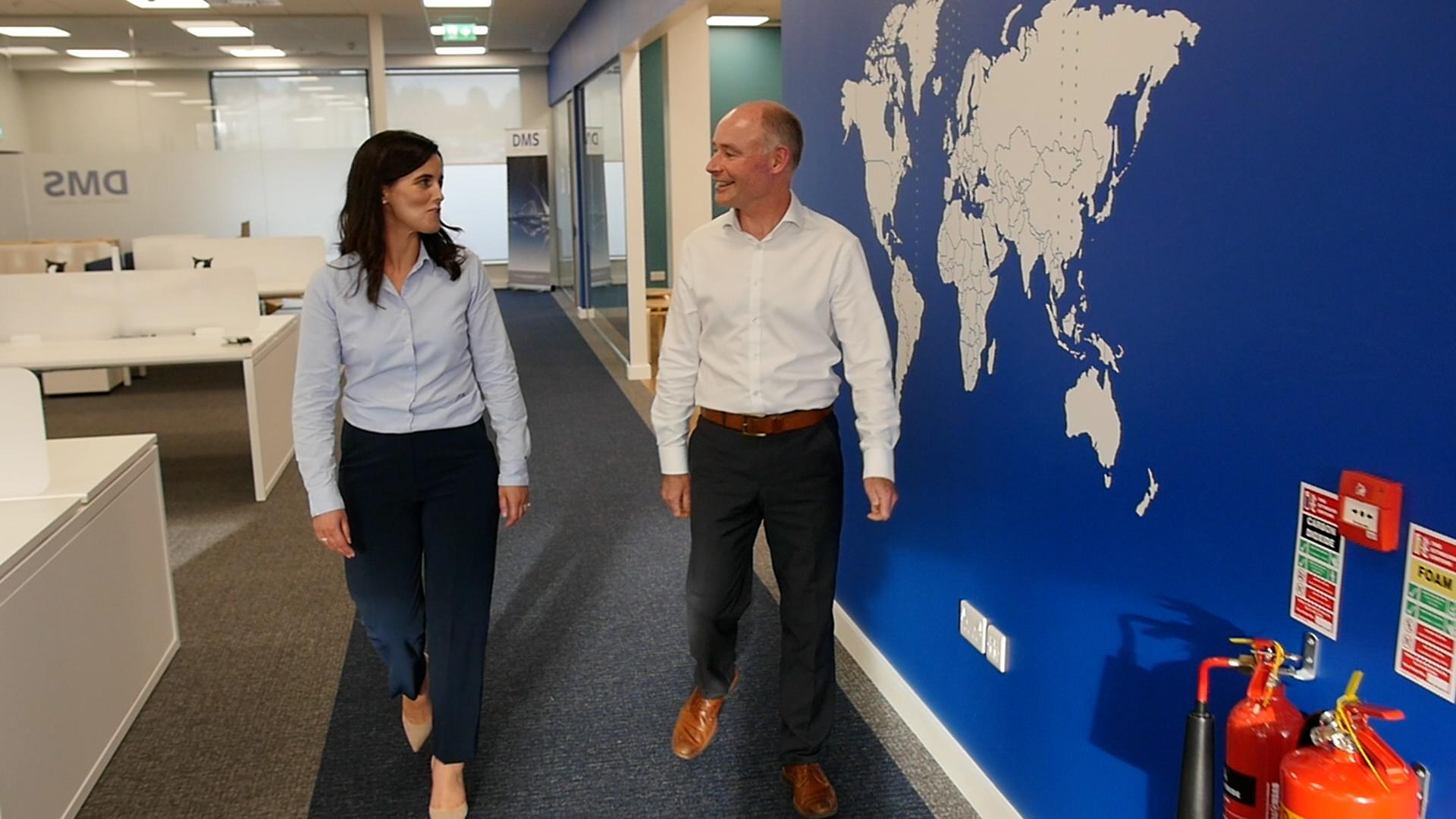 Niall McNamara & Patricia O'Connor
